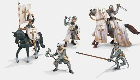 Amazon.com: Schleich Knight with Big Sword: Toys & Games