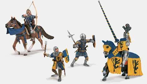 Amazon.com: Schleich Dragon Knight King On Horse Toy Figure: Toys ...